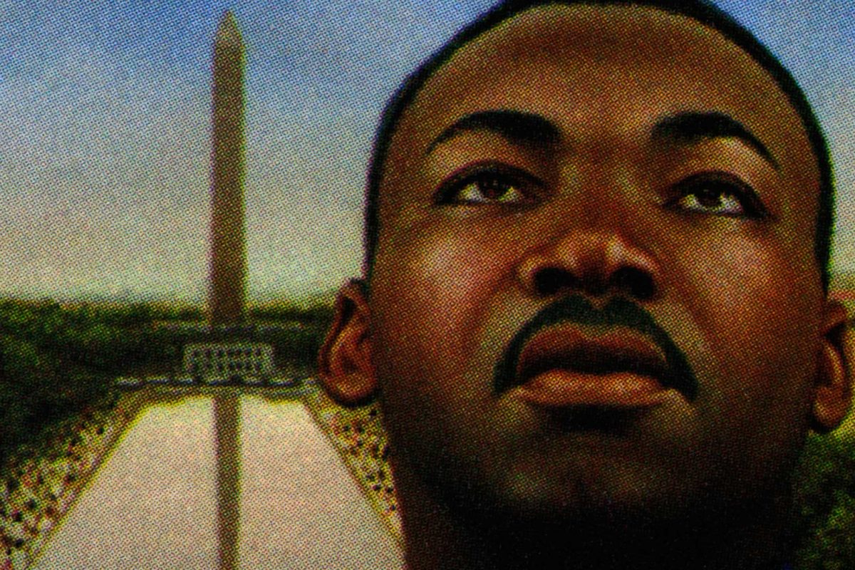 MLK challenges Christians of every age to be non-conformists